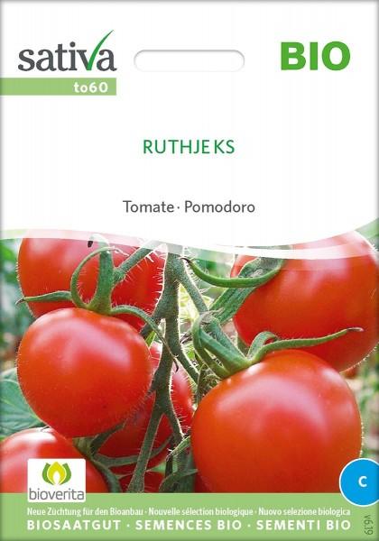 Tomate Ruthje KS BIO Samen von Sativa