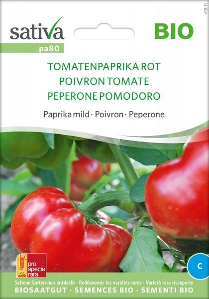 Paprika Tomatenpaprika Rot Samen