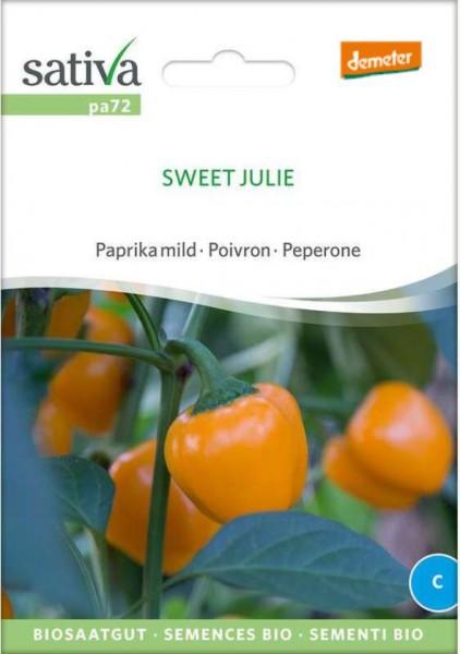 Paprika Sweet Julie Sativa