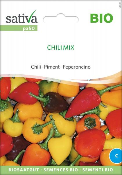 Paprika Chili Mix Samen