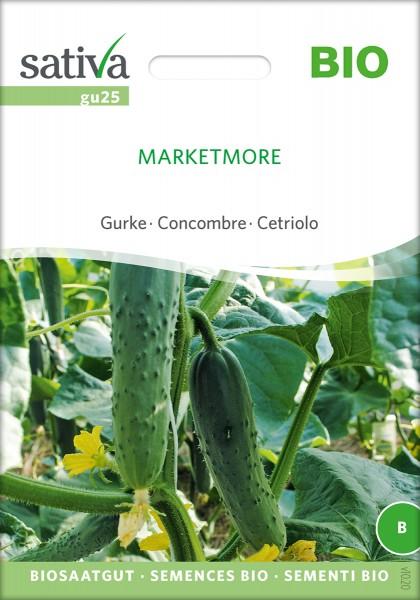 Gurke Marketmore BIO Samen