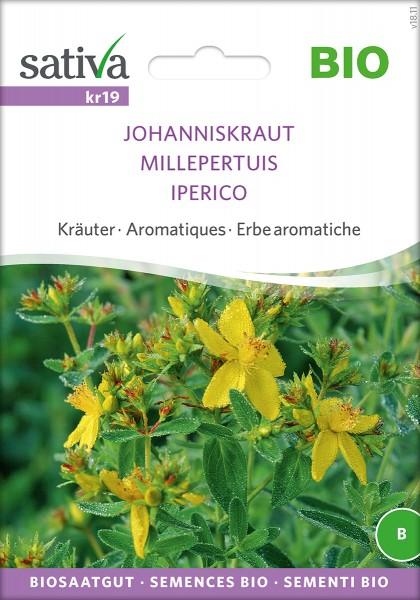 Johanniskraut Biosaatgut Sativa