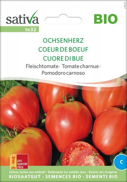 Tomate Ochsenherz Sativa