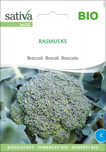 Broccoli Rasmus KS BIO Samen
