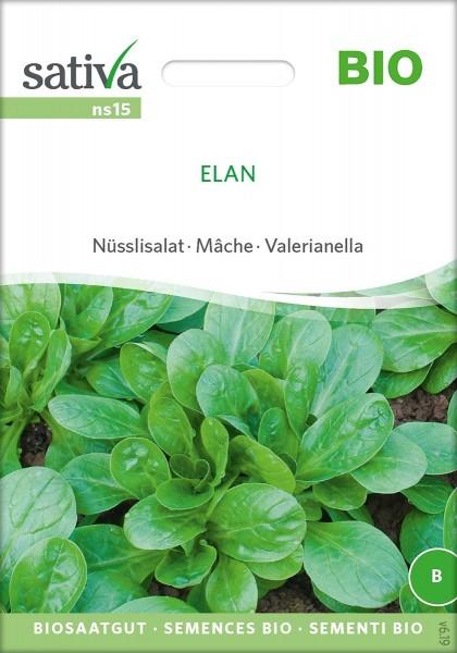 Feldsalat/ Ackersalat Elan Bio Samen