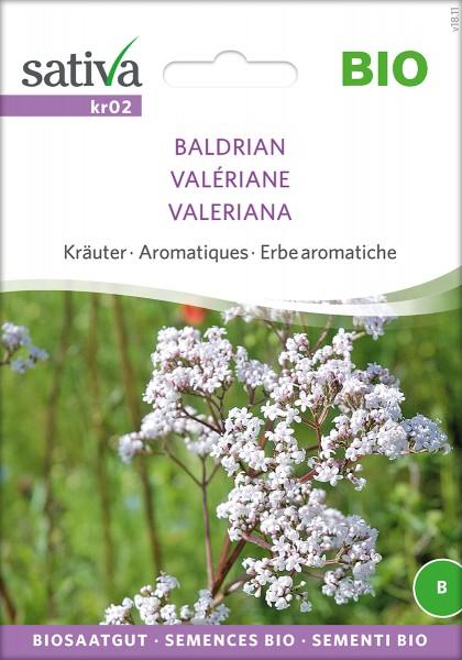 Baldrian Biosaatgut Sativa