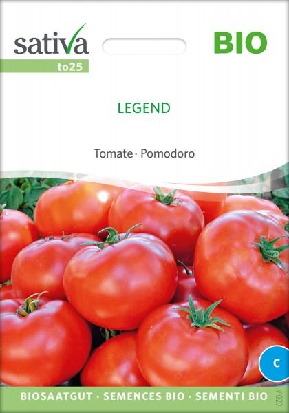 Tomate Legend BIO Samen von Sativa