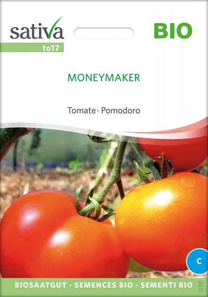 Tomate Moneymaker BIO Samen von Sativa