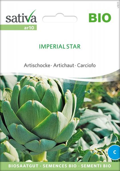 Artischocke Imperial Star BIO Samen