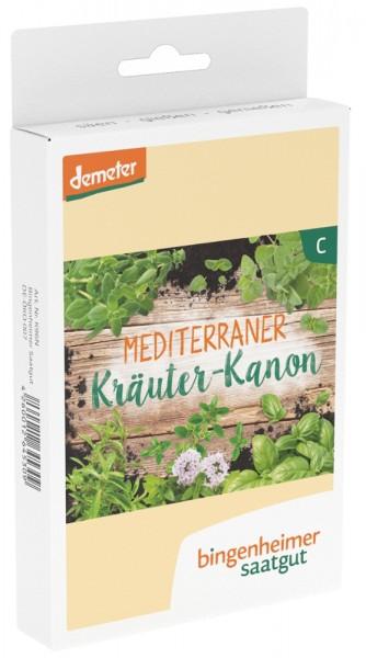 Mediterraner-Kräuter-Kanon
