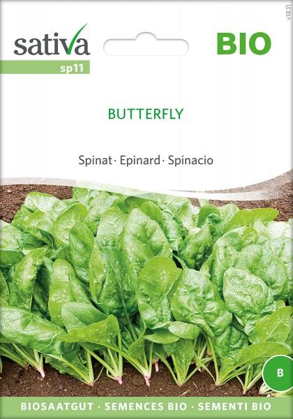 Spinat Butterfly Samen