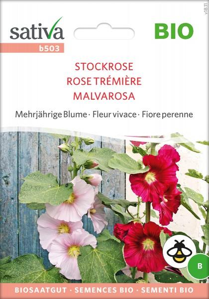 Stockrose - BIO Samen von Sativa