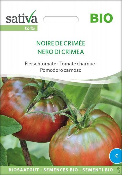 Tomate 'Noire de Crimée', BIO Samen