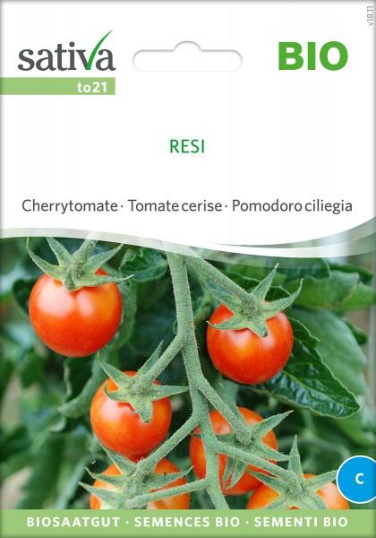 Cherrytomate Resi BIO